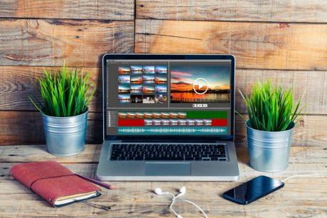 cách làm video ảnh ghép nhạc trên máy tính