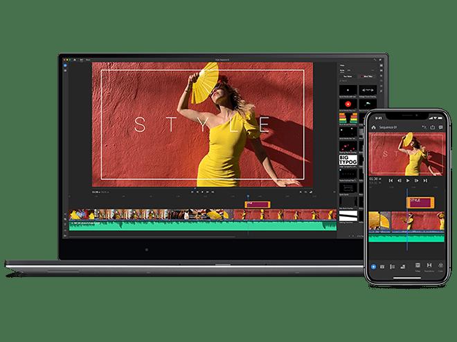 phần mềm làm video Adobe Premiere