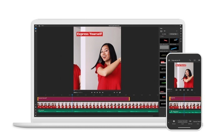 Phần mềm Premiere Pro